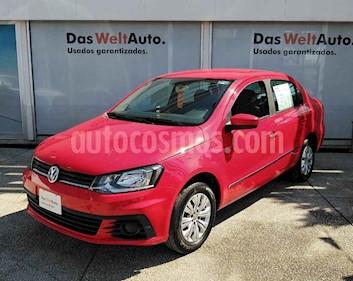 Volkswagen Gol Trendline usado (2018) color Rojo precio $176,990
