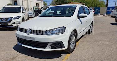 Volkswagen Gol 4p Sedan Trendline L4/1.6 Man usado (2018) color Blanco precio $129,800
