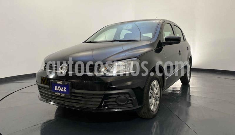 Volkswagen Gol Trendline I-Motion Aut usado (2018) color Negro precio $174,999