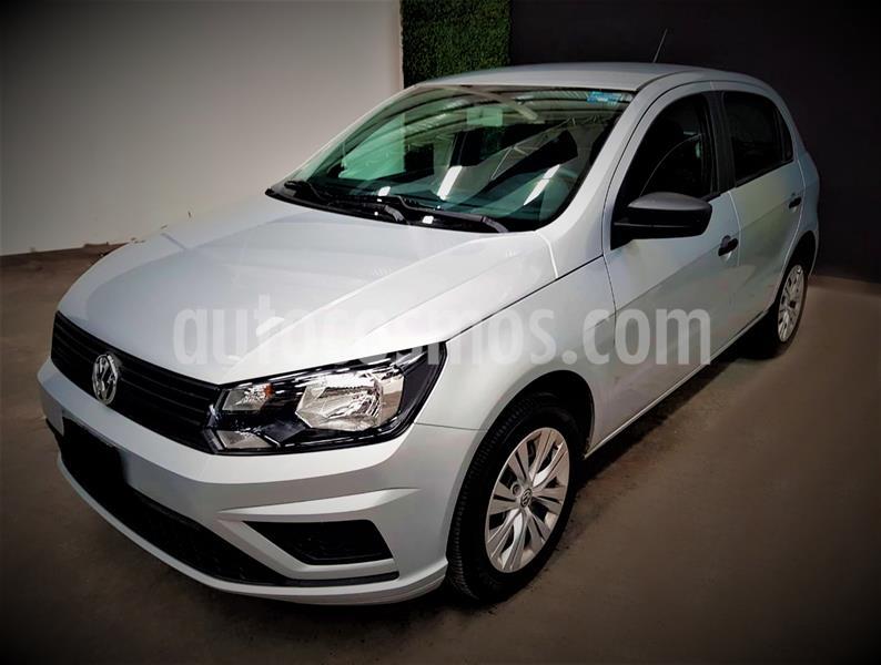Volkswagen Gol Trendline Ac Seguridad usado (2020) color Plata precio $178,999