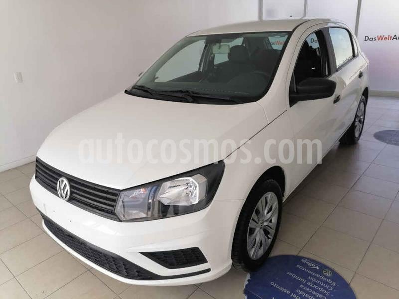 Volkswagen Gol Trendline usado (2019) color Blanco precio $195,500