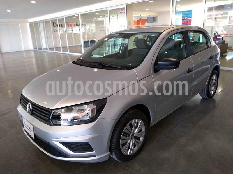 Volkswagen Gol Trendline usado (2019) color Gris precio $185,500