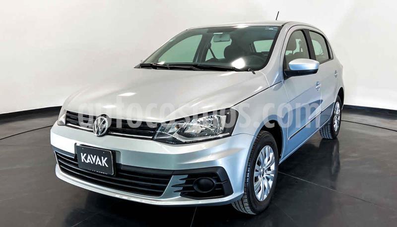 Volkswagen Gol Trendline usado (2018) color Plata precio $167,999