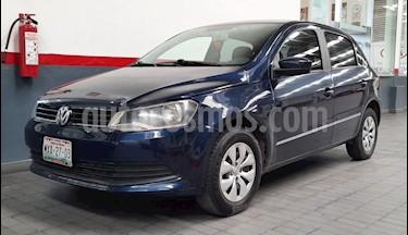 Volkswagen Gol CL usado (2016) color Azul precio $119,000
