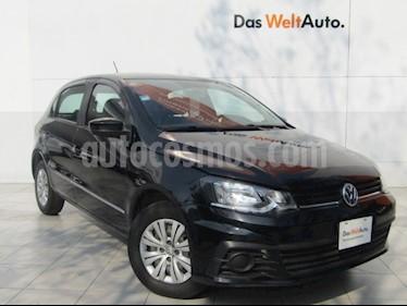 Volkswagen Gol Trendline usado (2017) color Negro precio $145,000