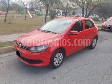 Volkswagen Gol GL Team usado (2014) color Rojo Flash precio $110,000