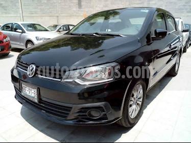 Volkswagen Gol Trendline usado (2017) color Negro precio $155,000