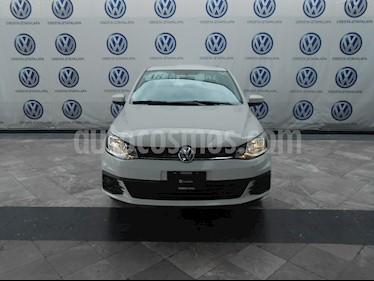 Volkswagen Gol Trendline usado (2018) color Blanco Candy precio $189,000