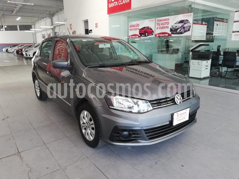Volkswagen Gol CL Seguridad usado (2018) color Gris Oscuro precio $153,000
