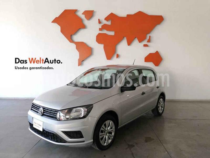 Volkswagen Gol Trendline usado (2019) color Plata precio $176,062