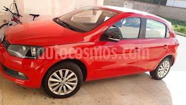 Volkswagen Gol GT usado (2014) color Rojo precio $99,000