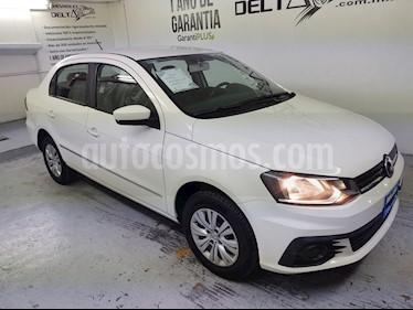 Volkswagen Gol Trendline usado (2017) color Blanco Candy precio $128,000