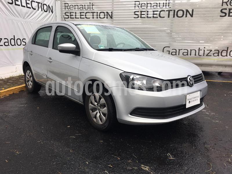 Volkswagen Gol CL usado (2015) color Plata precio $98,000