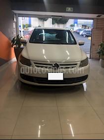 Volkswagen Gol Trendline usado (2013) color Blanco precio $75,000