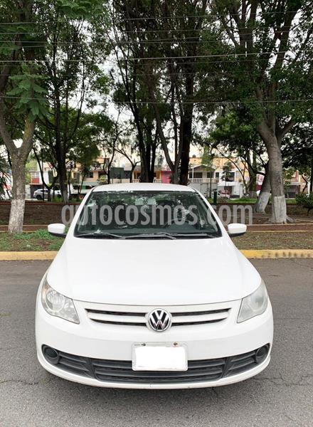 Volkswagen Gol Trendline Ac usado (2011) color Blanco precio $68,500
