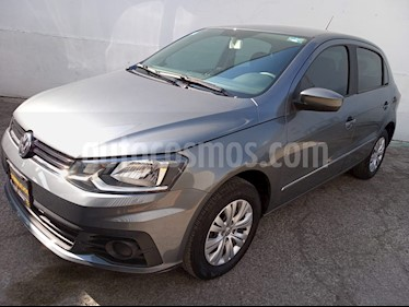 Volkswagen Gol CL usado (2019) color Gris precio $172,000