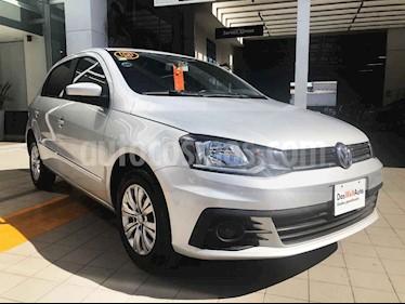 Volkswagen Gol Trendline I-Motion Aut usado (2018) color Plata precio $184,000