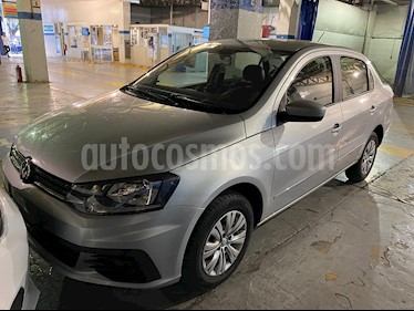Volkswagen Gol Comfortline usado (2018) color Plata precio $149,900