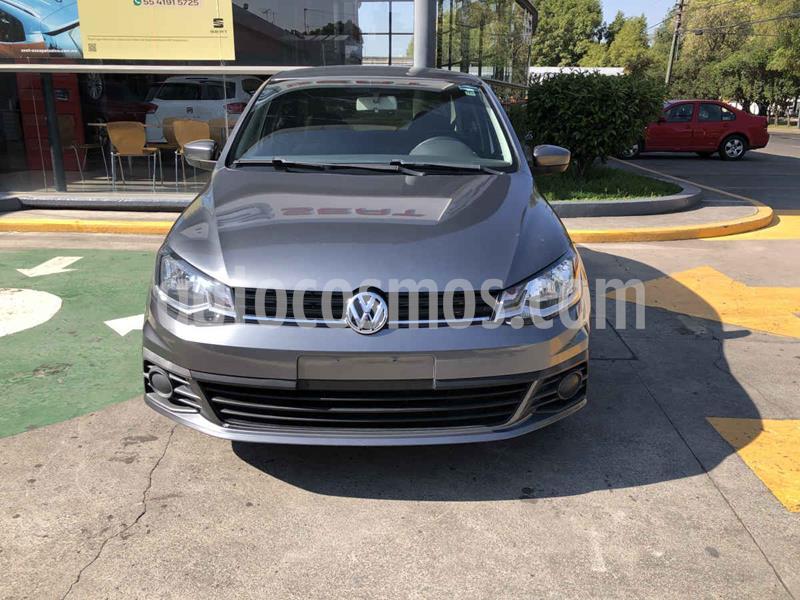 Volkswagen Gol Version usado (2017) color Gris precio $138,990