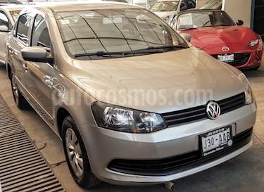 Volkswagen Gol CL usado (2014) color Bronce precio $112,000