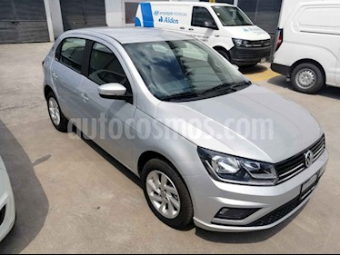 Volkswagen Gol Trendline I-Motion (2019.5 Edicion Aniv.) Aut usado (2019) color Plata precio $193,000
