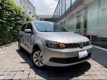 Volkswagen Gol GT usado (2015) color Plata precio $105,000