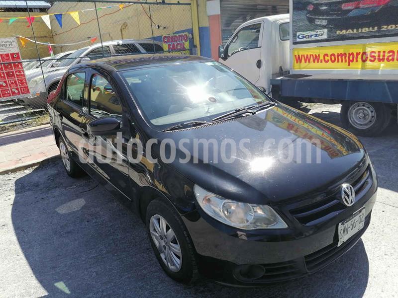 Volkswagen Gol Trendline Ac usado (2012) color Negro precio $72,000