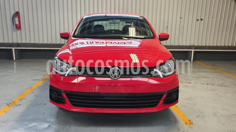 Volkswagen Gol Trendline usado (2018) color Rojo precio $169,000