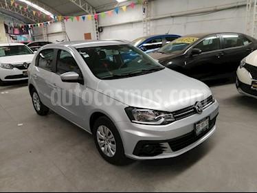 Volkswagen Gol CL usado (2017) color Plata precio $140,000