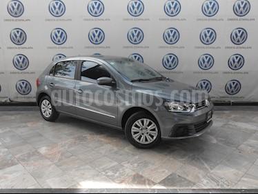 Volkswagen Gol Trendline usado (2019) color Gris Platino precio $169,000