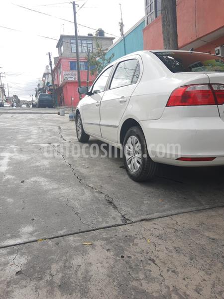 Volkswagen Gol Trendline usado (2017) color Blanco Candy precio $119,000
