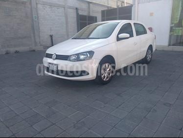 Volkswagen Gol CL usado (2015) color Blanco Candy precio $110,000