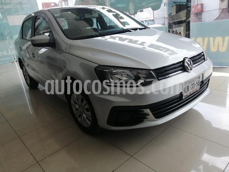 Volkswagen Gol Trendline usado (2018) color Plata Dorado precio $165,000