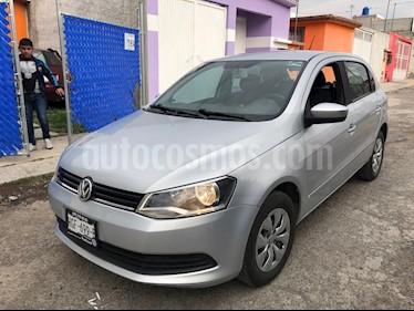 Volkswagen Gol CL usado (2016) color Plata precio $96,000