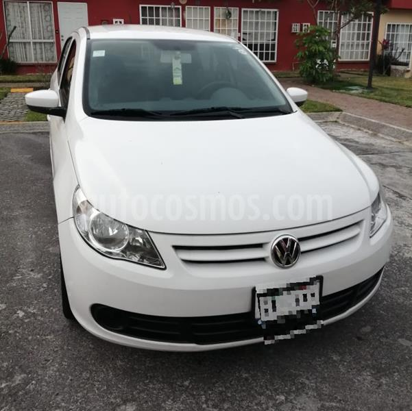 Volkswagen Gol Comfortline usado (2013) color Blanco precio $80,000