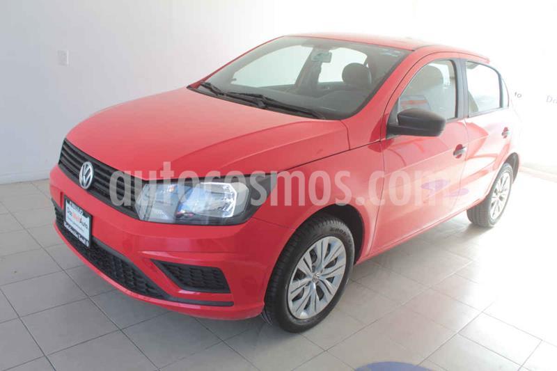 Volkswagen Gol Trendline usado (2019) color Rojo precio $195,000