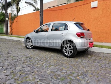 Volkswagen Gol Comfortline usado (2018) color Plata precio $85,000
