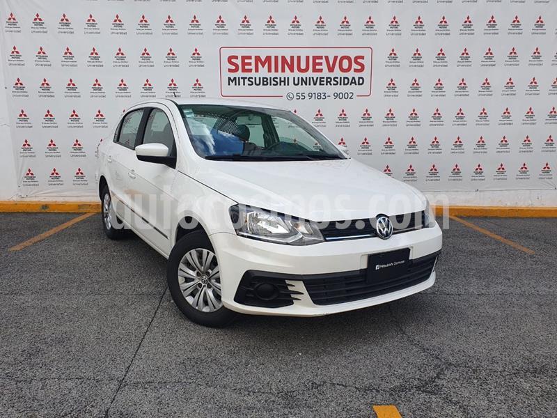 Volkswagen Gol Trendline usado (2017) color Blanco Candy precio $155,000