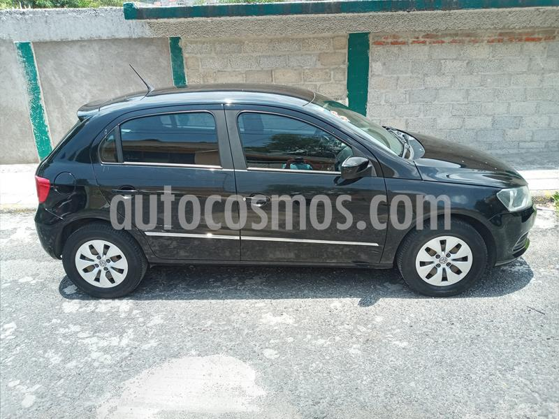 Volkswagen Gol CL usado (2016) color Negro precio $107,000