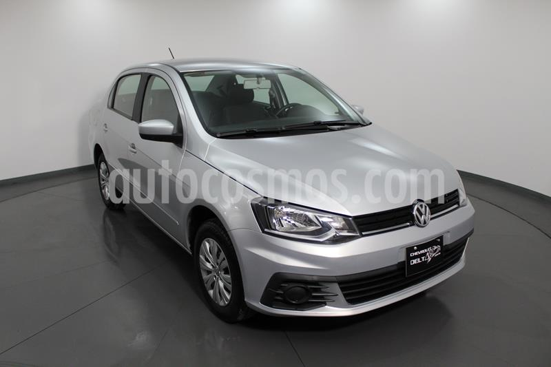 Volkswagen Gol Trendline usado (2018) color Plata precio $159,900