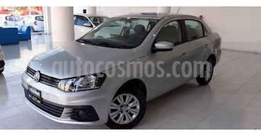 Volkswagen Gol 4p Sedan Trendline L4/1.6 Man usado (2018) color Plata precio $139,900