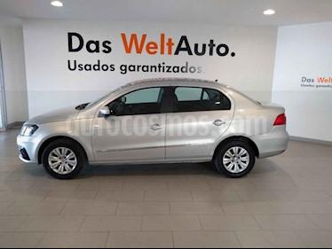 Volkswagen Gol Trendline usado (2017) color Plata precio $157,500