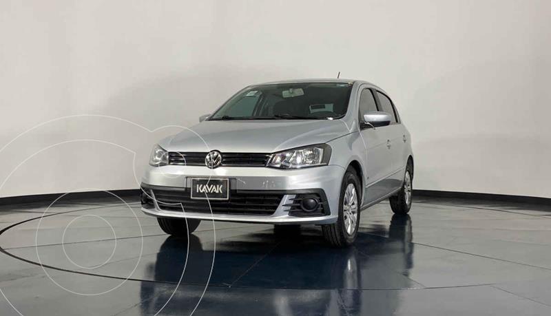 Foto Volkswagen Gol Trendline usado (2018) color Plata precio $174,999