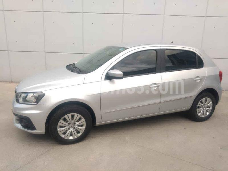 Volkswagen Gol Trendline usado (2017) color Plata precio $139,000