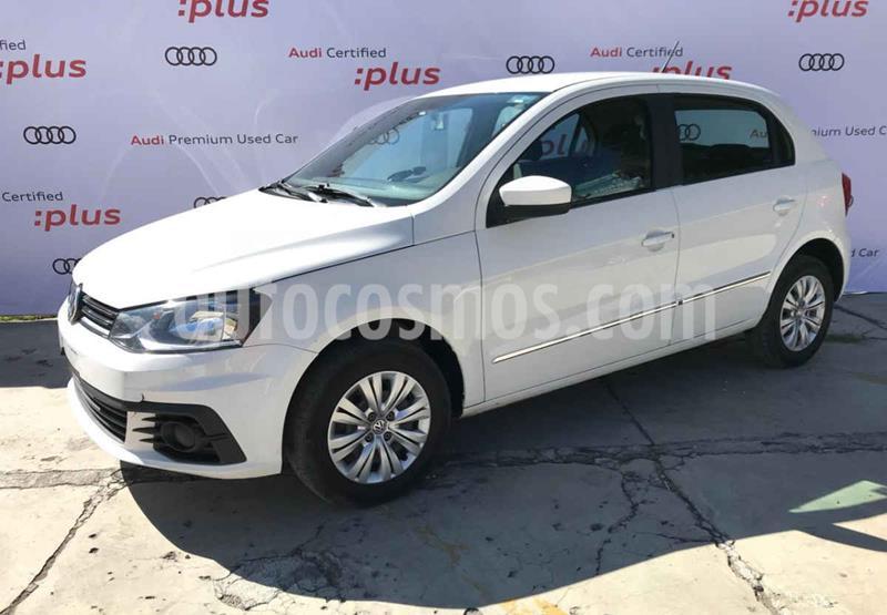 Volkswagen Gol Trendline usado (2018) color Blanco precio $145,000