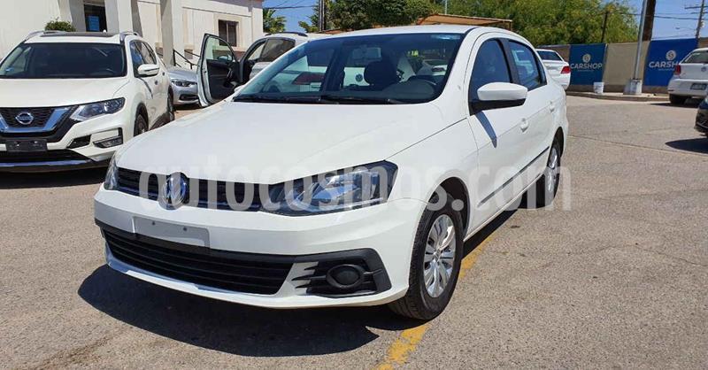 Volkswagen Gol Trendline usado (2018) color Blanco precio $129,800
