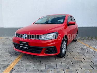 Volkswagen Gol Trendline I-Motion Aut usado (2017) color Rojo precio $150,000