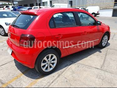 Volkswagen Gol Comfortline usado (2017) color Rojo precio $154,900