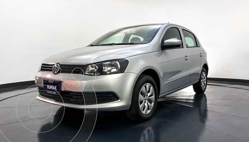 Volkswagen Gol CL Seguridad usado (2015) color Plata precio $117,999