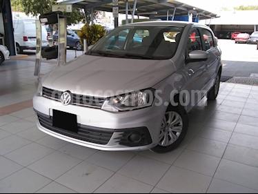 Volkswagen Gol Trendline usado (2018) color Plata precio $167,000